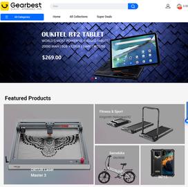 GearBest Cashback Gutschein