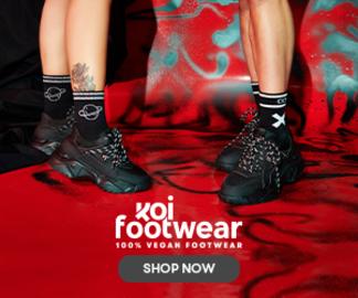 Koi Footwear Cashback