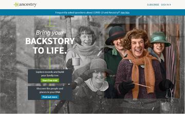 Ancestry UK Cashback