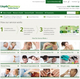 Lloyds Pharmacy 返利