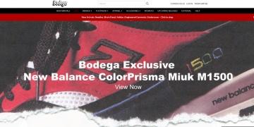 adidas 阿迪小綠尾 STAN SMITH x Human Made聯名款小白鞋 @ Bodega