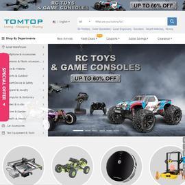 TOMTOP | 通淘國際 現金回饋