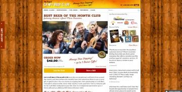 Craft Beer Club 現金回饋