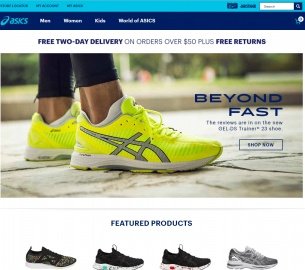 Cyber Week Sale - 25% Off Everything @ ASICS