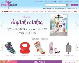 Femail Creations Cashback