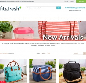 Fit and Fresh Cashback