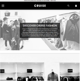 Cruise Fashion Кэшбэк