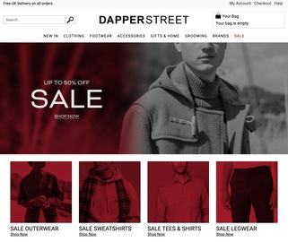 Dapper Street Cashback