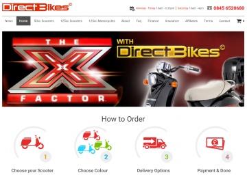 Direct Bikes 現金回饋