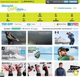 Discount Golf Store Кэшбэк