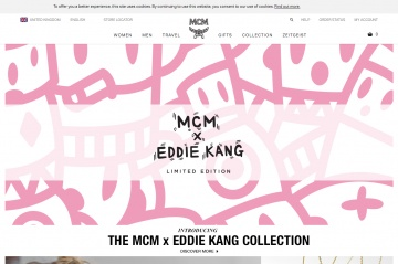 MCM UK Cashback