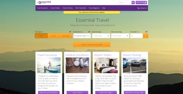 Essential Travel Cashback