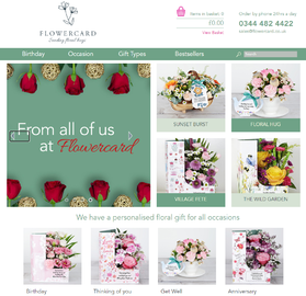 Flower Card Cashback