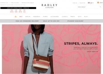 Radley UK Cashback