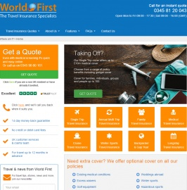 World First Cashback
