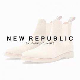 New Republic 返利