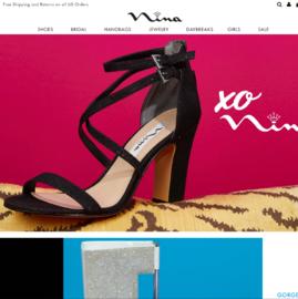 Nina Shoes Cashback