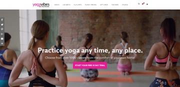 YogaVibes 現金回饋