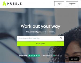 Hussle.com Cashback
