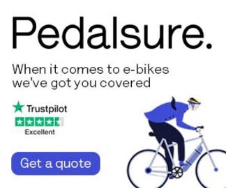 PedalSure Cashback