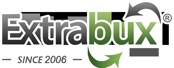 Extrabux返利网站   折扣大,返利高,提现快,轻松